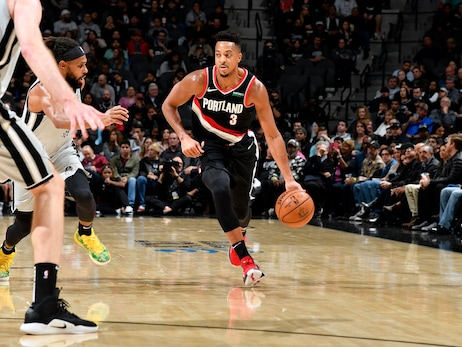 Blazers Go Up Big, Down Big In Victory Versus Spurs