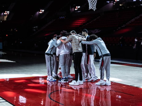 After Over A Year Apart, Players And Coaches Excited To Welcome Fans Back To Moda Center