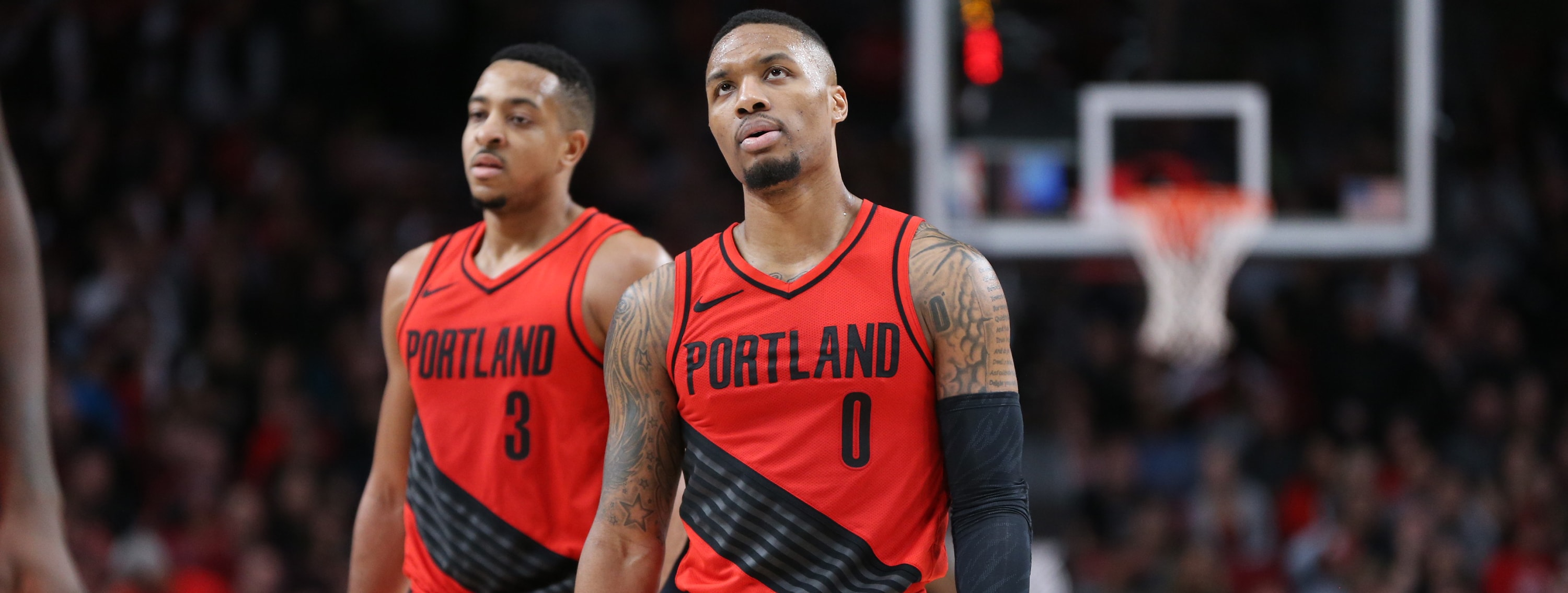 Trail Blazers End Winless Homestand With Tough Loss To Rockets