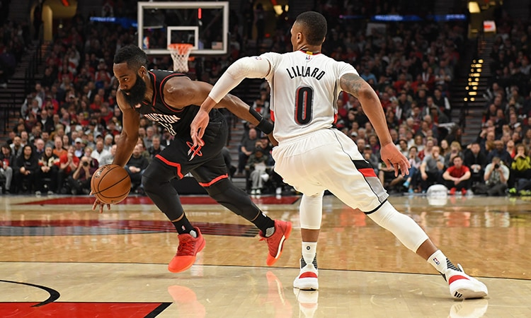 Blazers Look To Finish Homestand With A Win Versus Red Hot Rockets