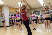 BlazerDancer Audition Workshop