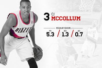 2013-14 Player Profile -  CJ McCollum