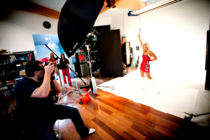 Behind-The-Scenes With The BlazerDancers II - 1