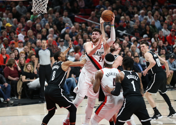 Players from around the association offer their support for Jusuf Nurkić