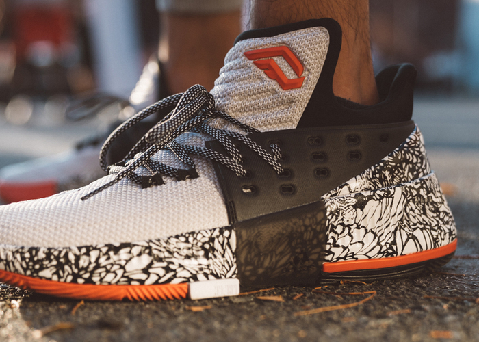 new product 69b2e c4fcf Adidas Releases Third Iteration Of Damian Lillards Signature Sneaker, The  Dame 3  Portland Trail Blazers