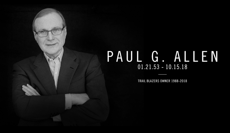 Paul Allen Passes Away at Age 65