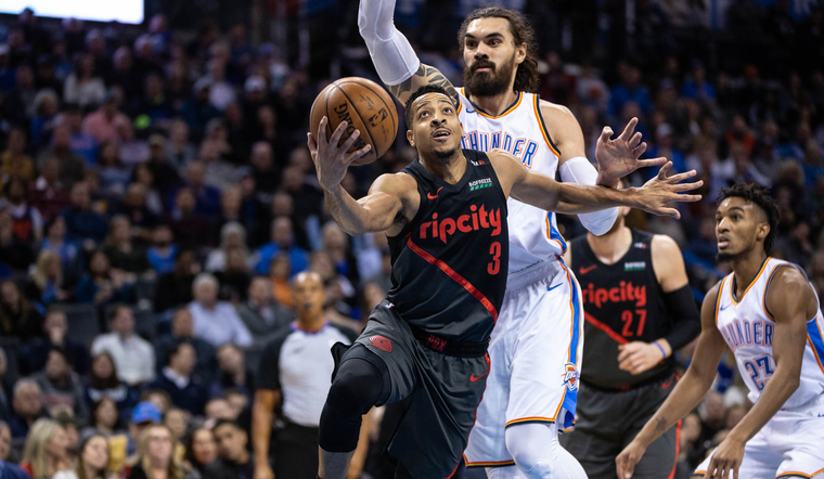 CJ Surge Not Strong Enough to Quiet the Thunder