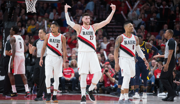 Trail Blazers Start 2018-19 Season With Three-Game Homestand vs. Lakers, Spurs And Wizards