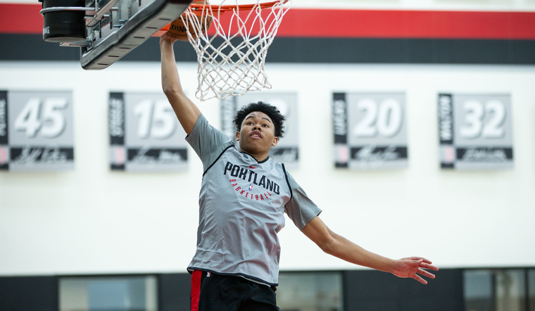 Anfernee Simons Selected With 24th Pick