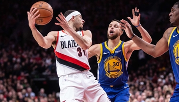 Photos » Trail Blazers vs. Warriors, Game 3