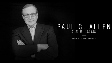 Paul Allen Passes Away At 65