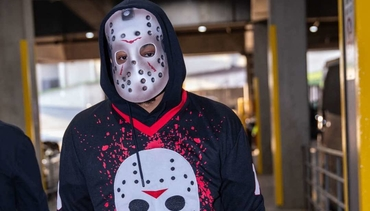 PHOTOS » Players Celebrate Halloween Early