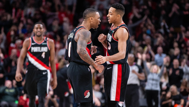 VIDEO » Blazers Beat Wolves For Second Straight Win