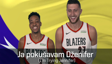 VIDEO » Bosnian Lessons with Jusuf Nurkic