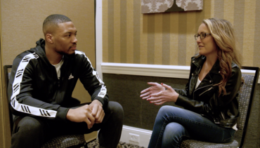 VIDEO » Dame Sits Down with Brooke Olzendam