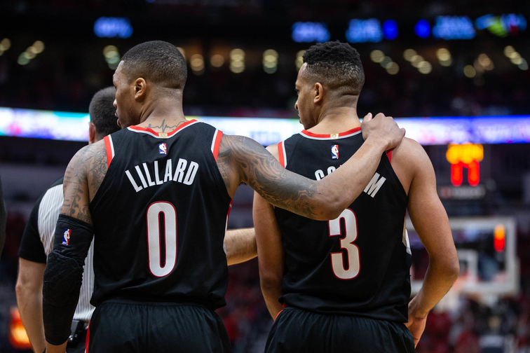 PHOTOS » Trail Blazers at Pelicans, Game 4