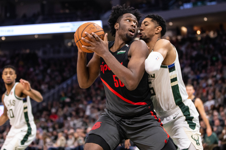 Philadelphia's Joel Embiid (knee) will not play on Sunday against Portland