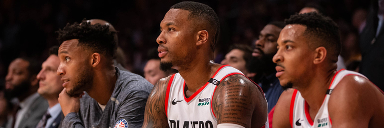 c765ebbf086 Lillard, Now Third In Franchise History In Assists, Vows To Catch Porter,  Drexler For the Top Spot