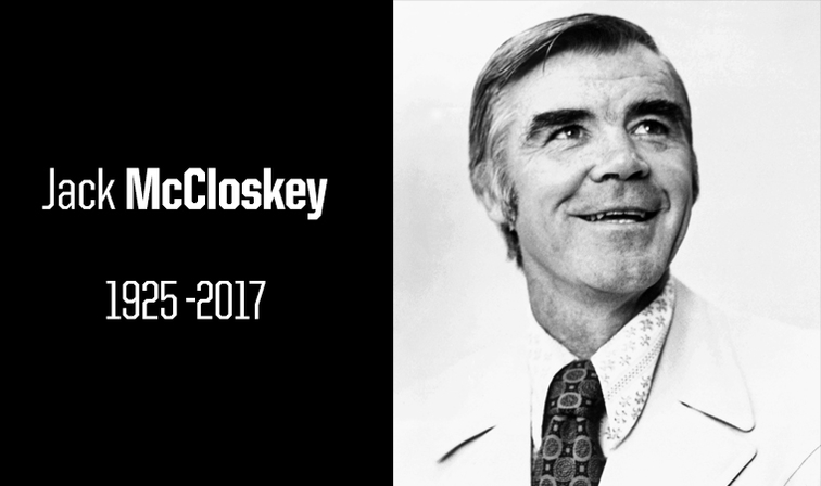 McCloskey, GM who built Pistons' 'Bad Boys' teams, dies