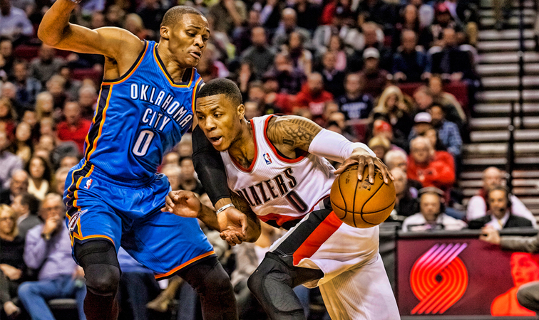 Game Day Hub  Trail Blazers Vs  Thunder