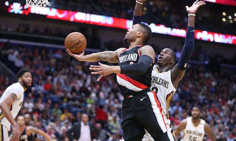 Lillard to miss Memphis game for birth of first child
