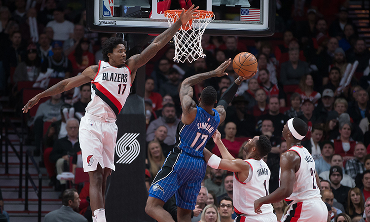 Orlando Magic vs. Portland Trail Blazers - 12/15/17 NBA Pick, Odds, and Prediction