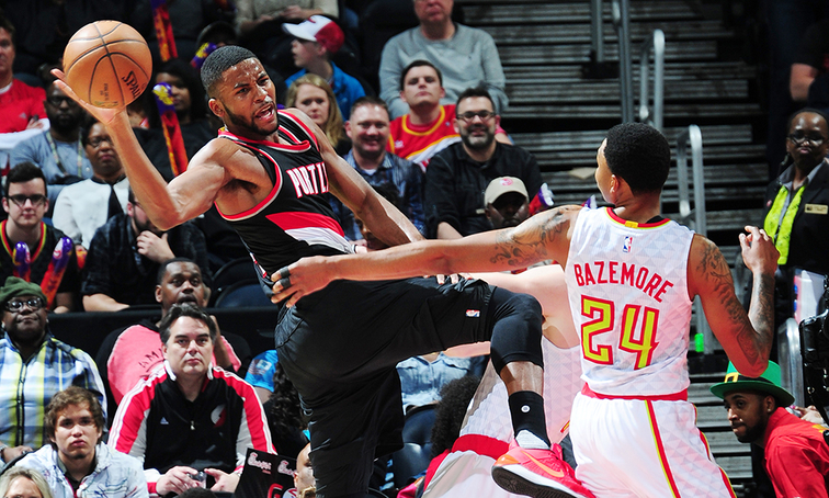 Blazers Finish Three-Game Trip In Cleveland After OT Win