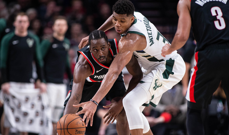 Blazers Meet Bucks Again On Second Night Of Back-To-Back