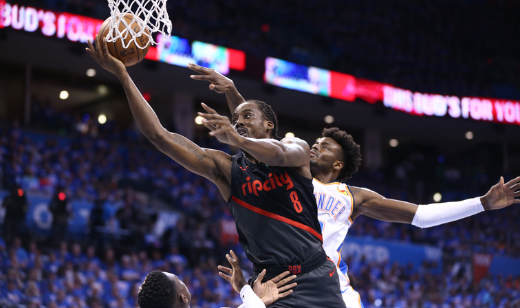 Lillard sparks Portland past Oklahoma City for 3-1 lead