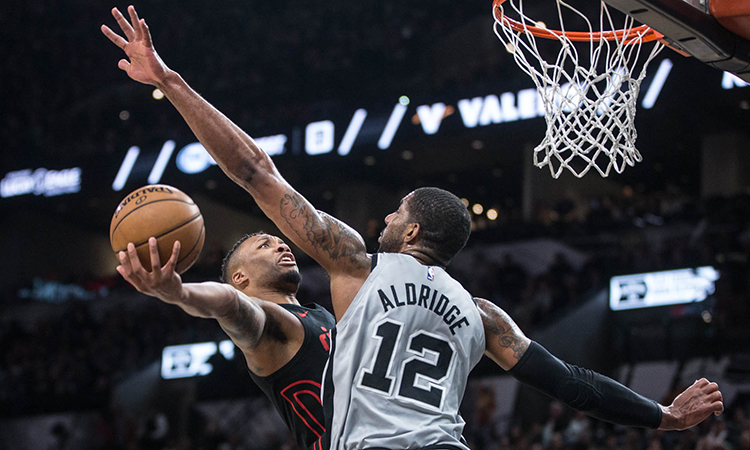 Damian Lillard to return from ankle injury Saturday vs. Spurs