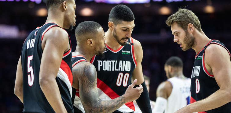 7fb6657ac1d Playoff Race Update » Moving Up With McCollum And Nurkic Out ...