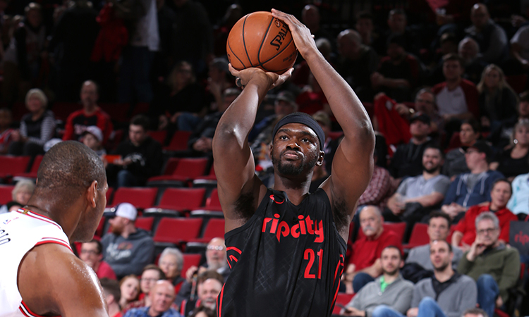 Bulls to acquire Noah Vonleh from Trail Blazers