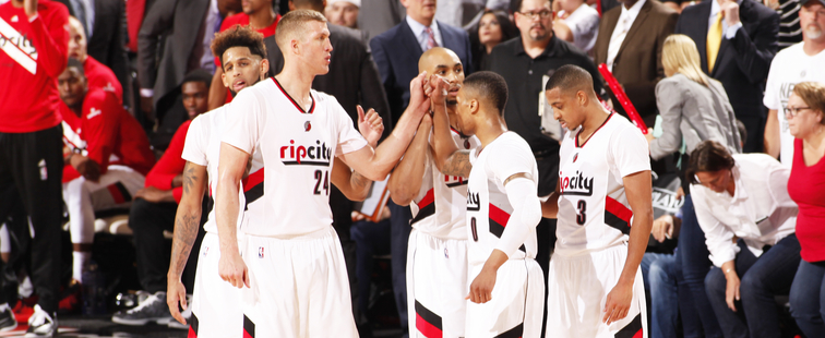 647d45ed0a4 NBA Allows Blazers To Wear  Rip City  Jersey At Home For Remainder Of  Second Round