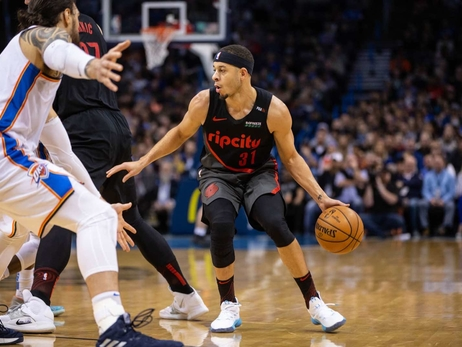 PHOTOS » Blazers vs Thunder