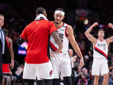 PHOTOS » Trail Blazers vs Raptors