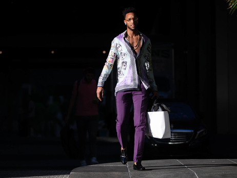 PHOTOS » Trail Blazers best fashion statements of the season