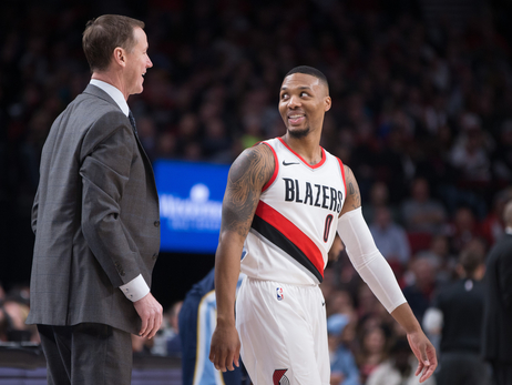 PHOTOS » Damian Lillard's 2018 All-Star Campaign