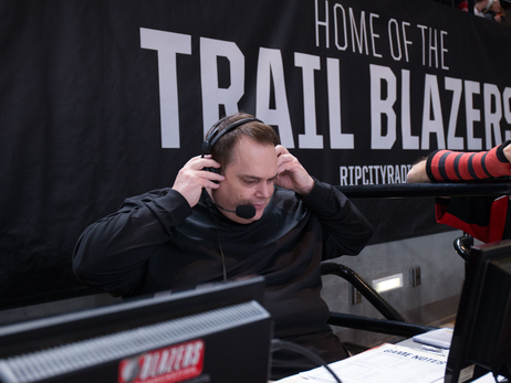 Radio Play-By-Play Voice Brian Wheeler to Open Season on Medical Leave