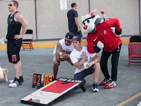 PHOTOS » Rip City Cornhole Tournament