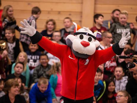 Trail Blazers and Moda to Visit Oregon Communities September 9-13 for Seventh Annual Rip City Rally