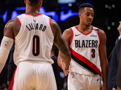 Damian Lillard and CJ McCollum Selected to Attend 2019 USA Basketball Men's National Team Training Camp