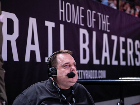 Trail Blazers Radio Play-By-Play Broadcast Brian Wheeler Will Not Return For the 2019-20 NBA Season