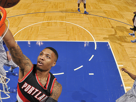 Blazers Resume Play in Orlando After All-Star Break