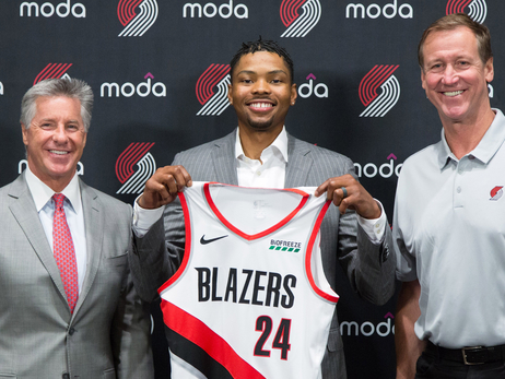 In Trading For Bazemore, Blazers Acquire Athleticism And Options