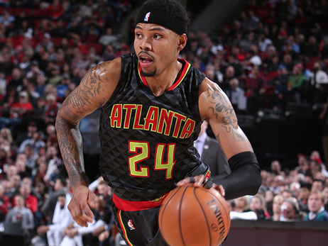 Trail Blazers Acquire Kent Bazemore From Atlanta in Exchange for Evan Turner