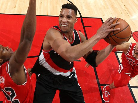 Trail Blazers Start 2018 With First Overtime Win Of The Season In Chicago