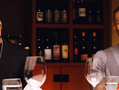 VIDEO: Lillard And McCollum At Dinner With ESPN