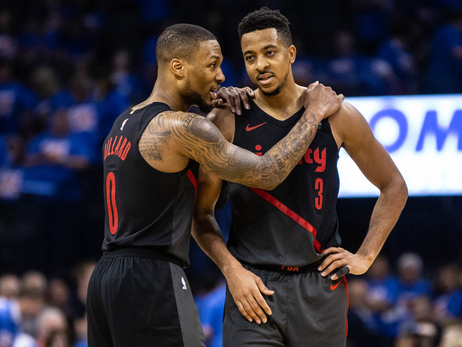 Trail Blazers Look To Close Out Series By Leaving The Talking To Everyone Else