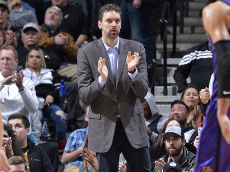 Trail Blazers' History Comes Full Circle With Signing Of Pau Gasol