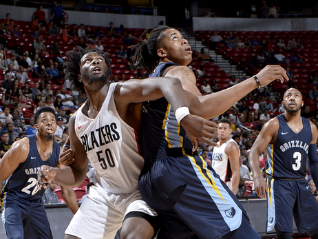 PHOTOS » Trail Blazers 97, Grizzlies 92